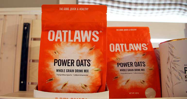 Oatlaws Power Oats : The good, quick & healthy.