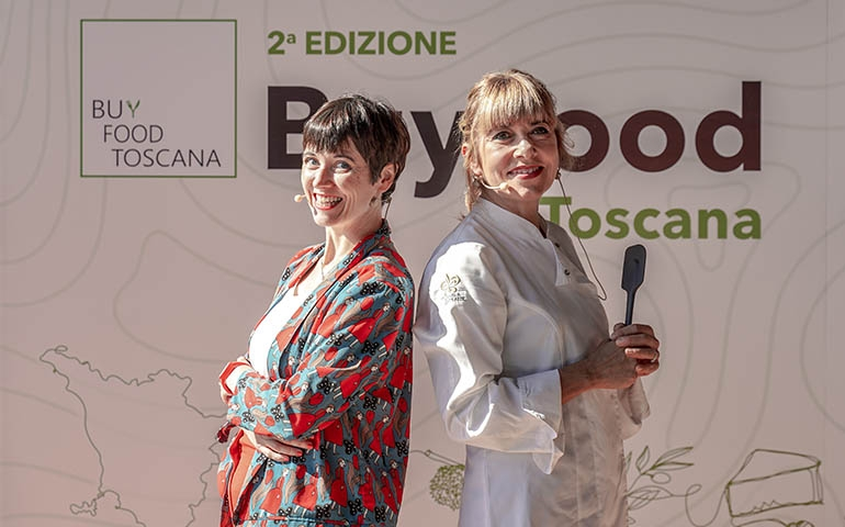 2. Buy Food Tuscany Festival 2020: Pici rollen in Siena!