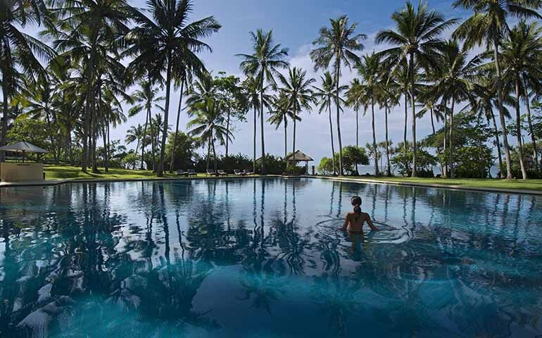 Alila Manggis auf Bali: neues Surya Wellness Center