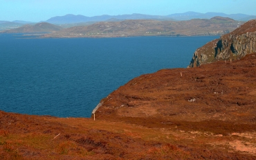 Am coolsten Ort Europas: Dunfanaghy in Donegal