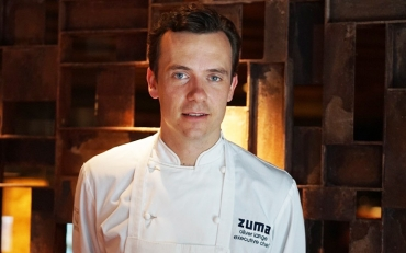 DER KULINARIKER trifft: Oliver Lange (Corporate Executive Chef, Zuma / New York)