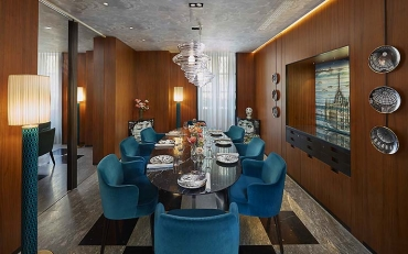 Mandarin Oriental, Milan: Duomo Private Dining Room