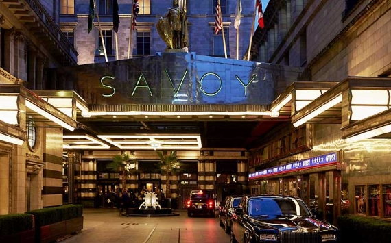 Savoy London Beaufort Bar mit neuem Menü