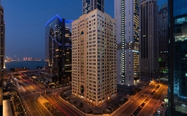 Marriott Executive Apartments feiert Debüt in Doha